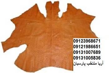 انتخاب محصولات چرمی شترمرغ